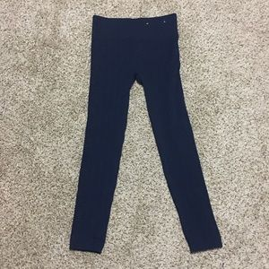 One 5 One fleece lined leggings